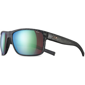 Julbo Renegade Reactiv All Around Aurinkolasit Miehet, grey/black/multilayer green